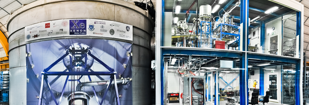 XENON1T probes deeper into Dark Matter WIMPs, with 1300 kg of cold Xe atoms