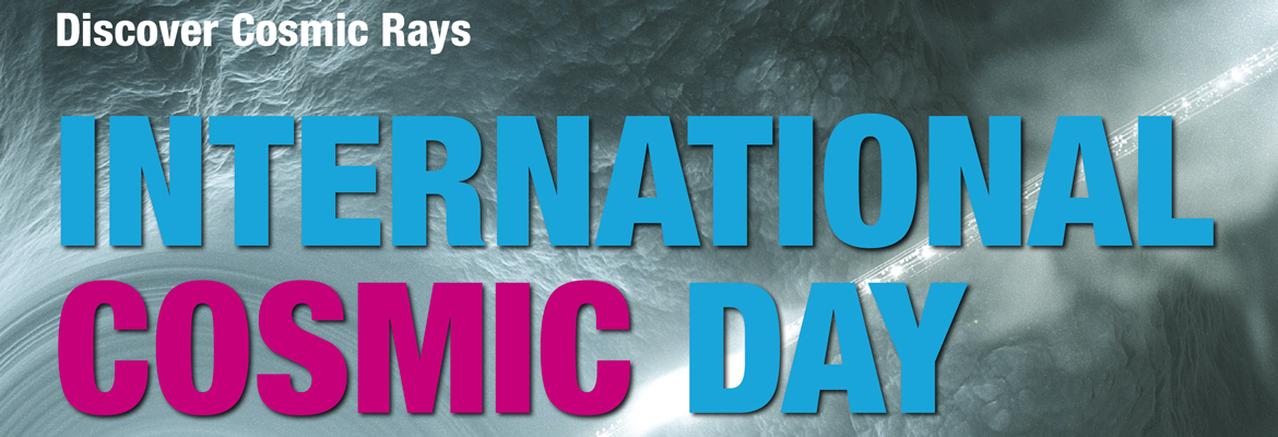 Il GSSI e i LNGS dell'INFN per la prima volta all'International Cosmic Day